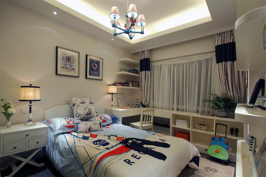 88㎡两室一厅地中海风格装修