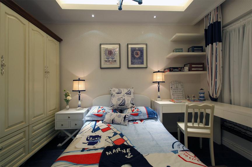 天津两室一厅装修效果