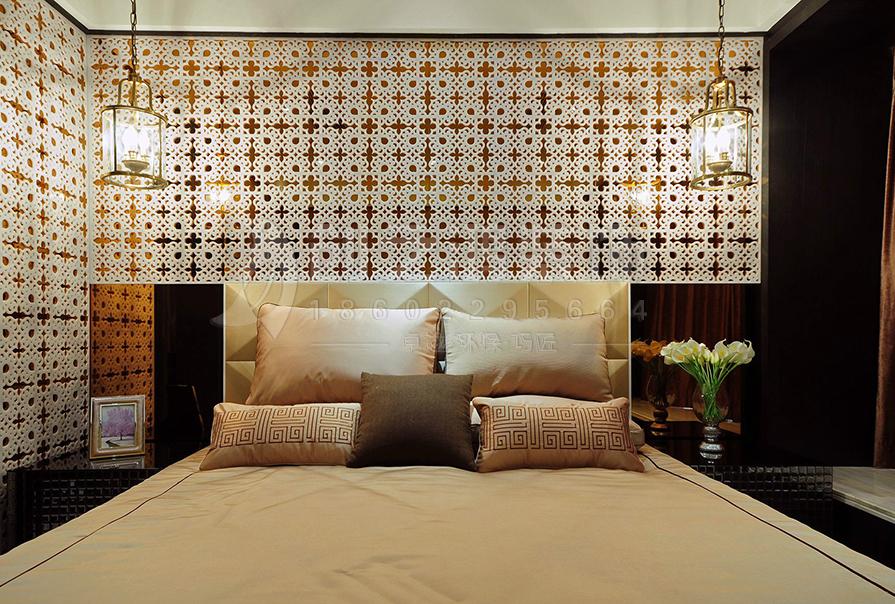 招商雍景湾148平米四室两厅现代风格装修效果图
