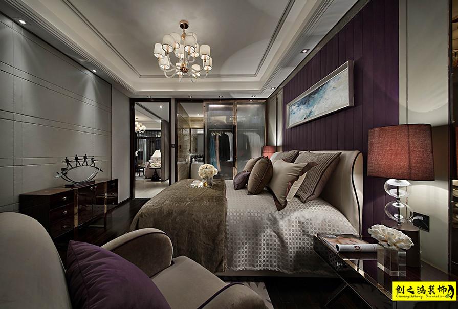 天房麗山卧室