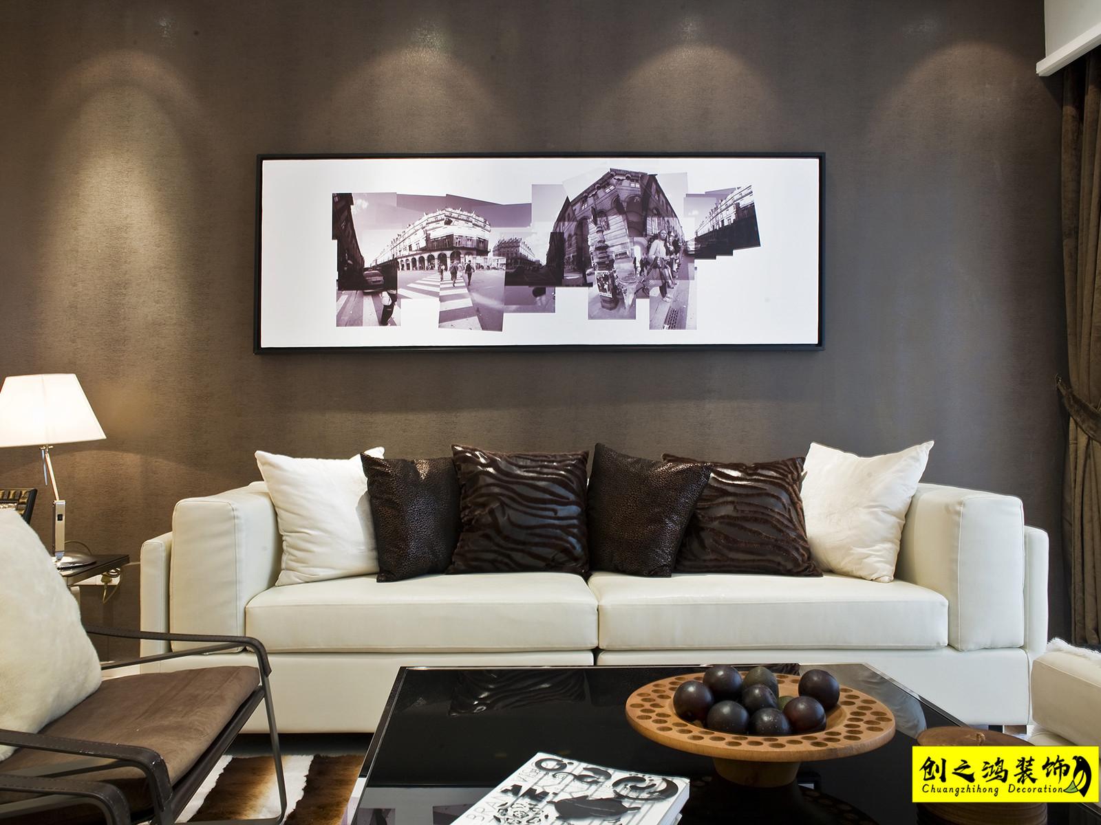 150㎡金地艺城瑞府四室两厅现代简约风格装修效果图