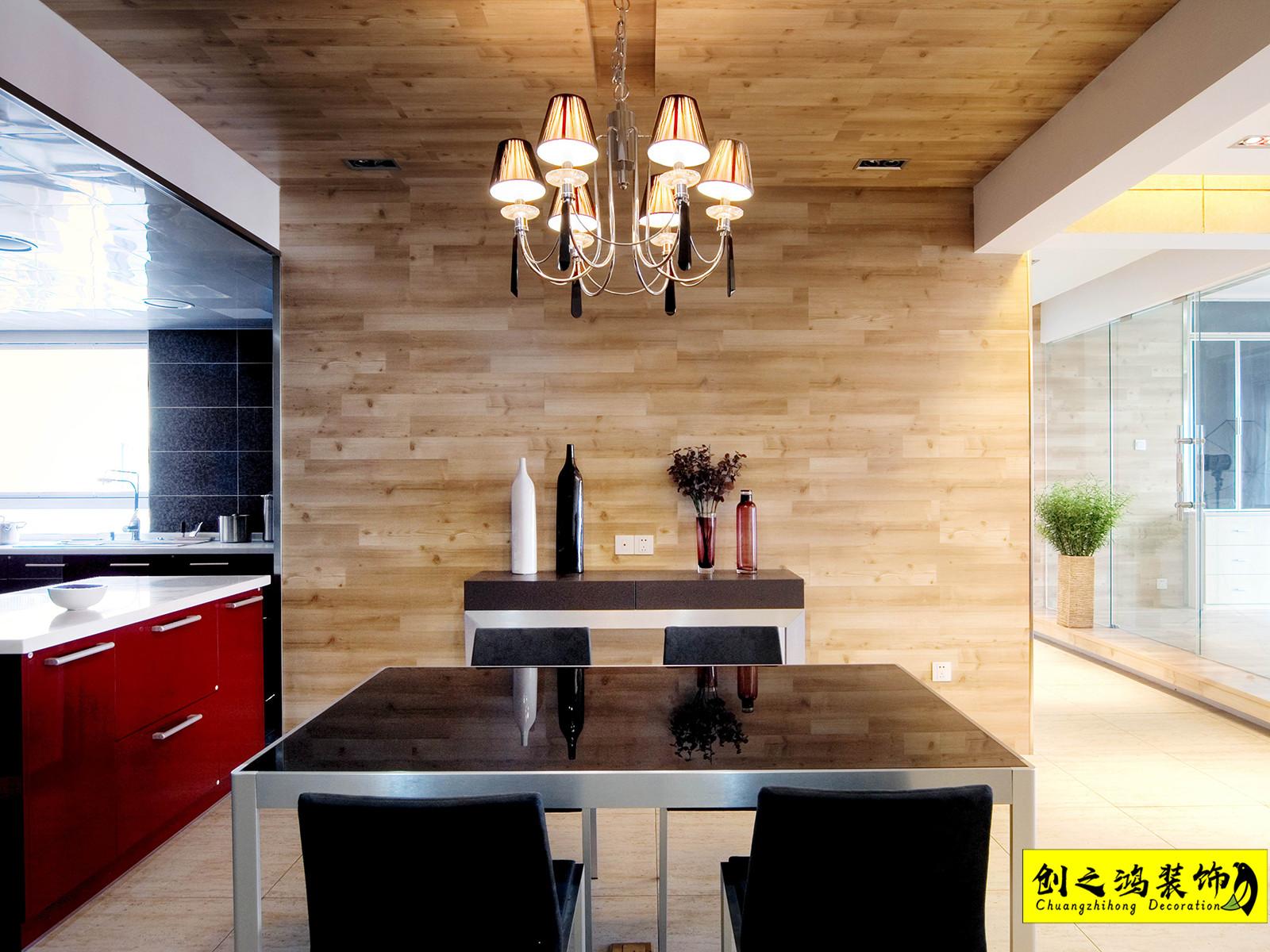 144㎡恒大御景湾四室两厅现代简约风格装修效果图