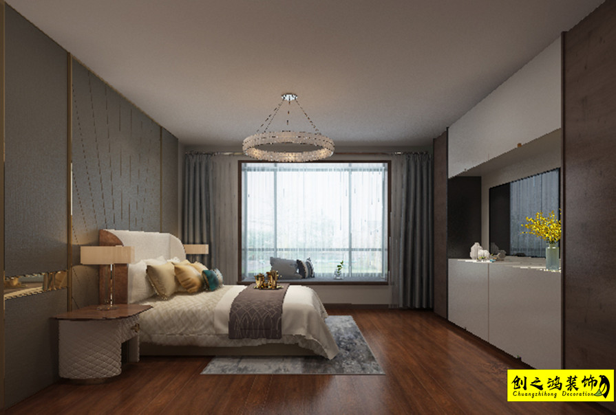 佳闻公寓卧室