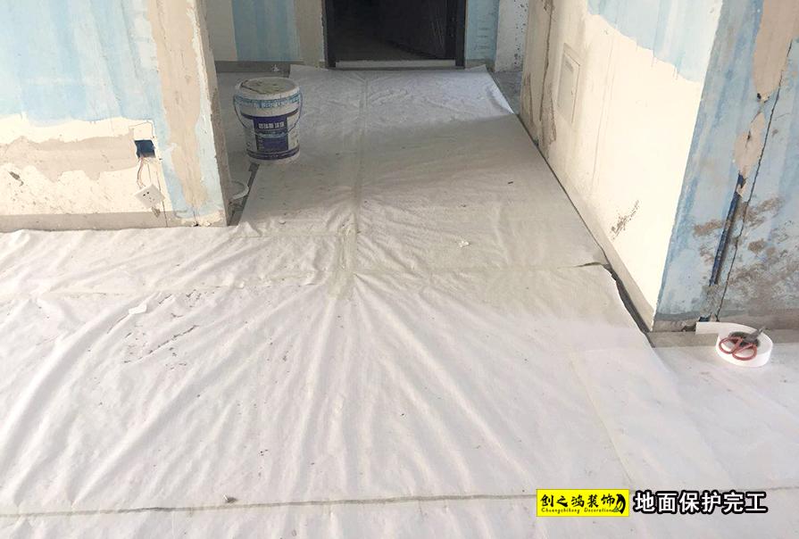 天津半包装修,天津工地施工