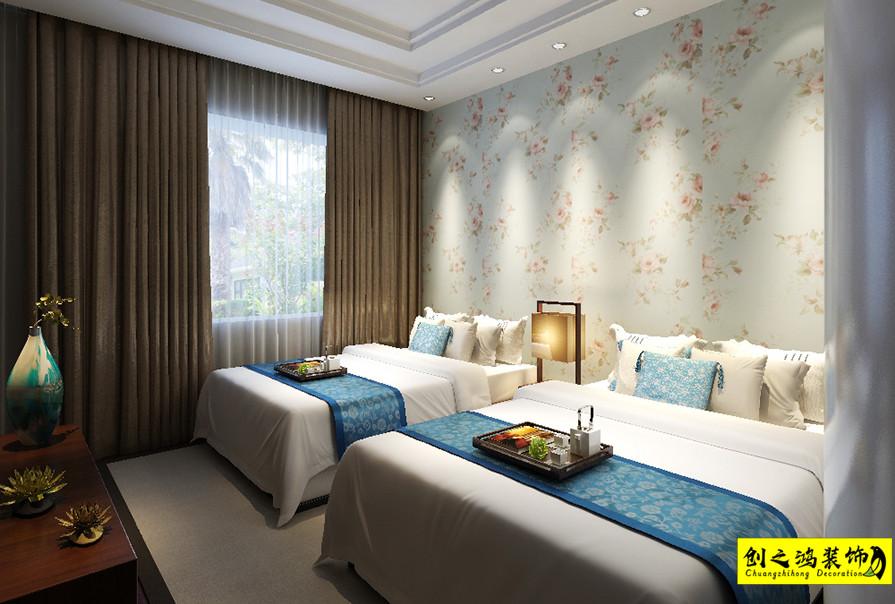 南湖一号卧室