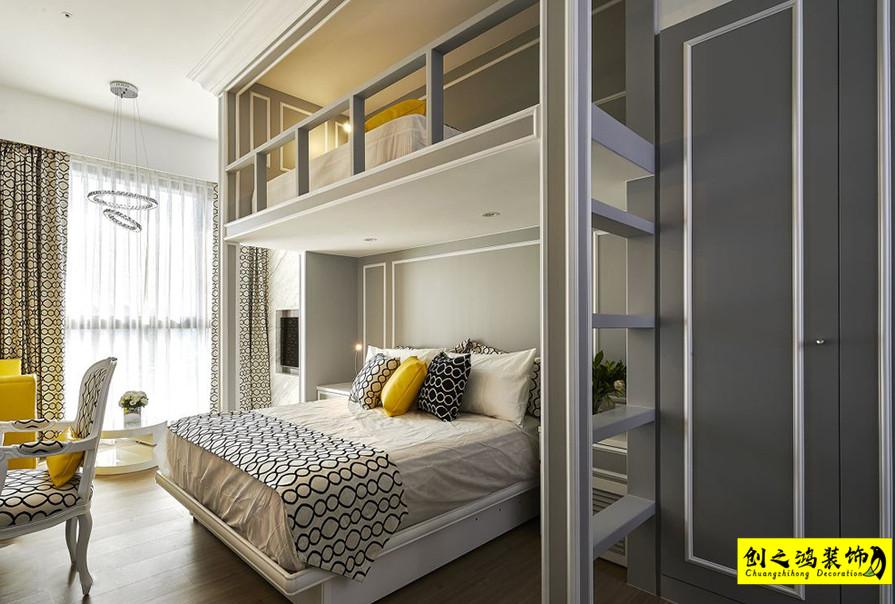 融创中心卧室