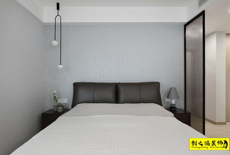 首创悦山郡卧室