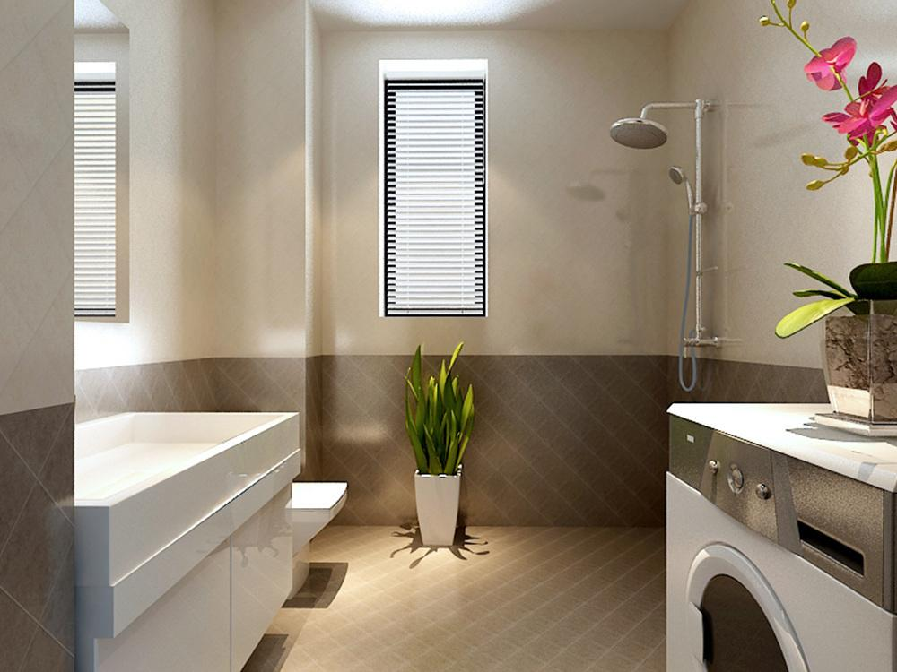 新房装修卫生间设计