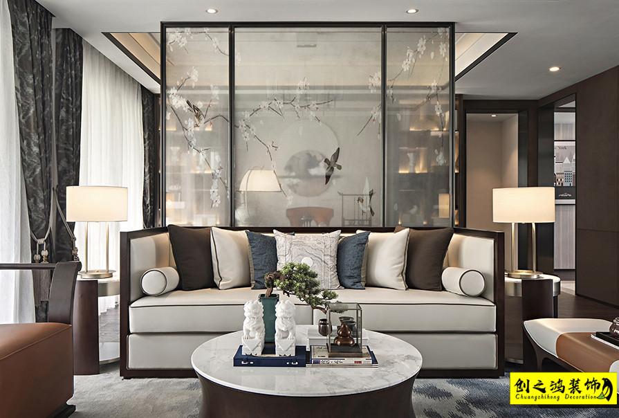 三室两厅效果图,天津装修公司