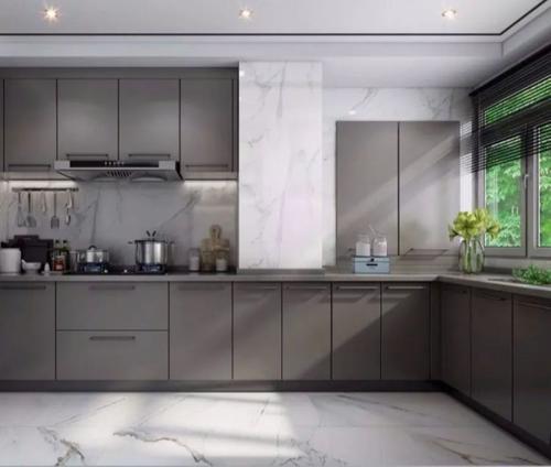 厨房布局,厨房装修效果图