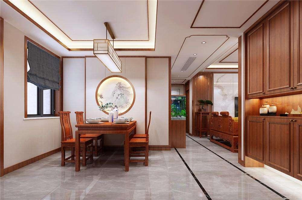中式装修风格,天津装修公司